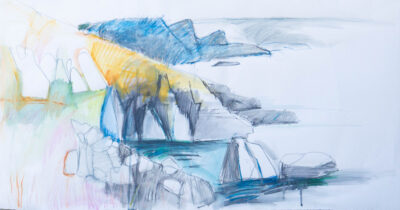 cornwall porthleven the lizard, artist, landscape painter, printmaker